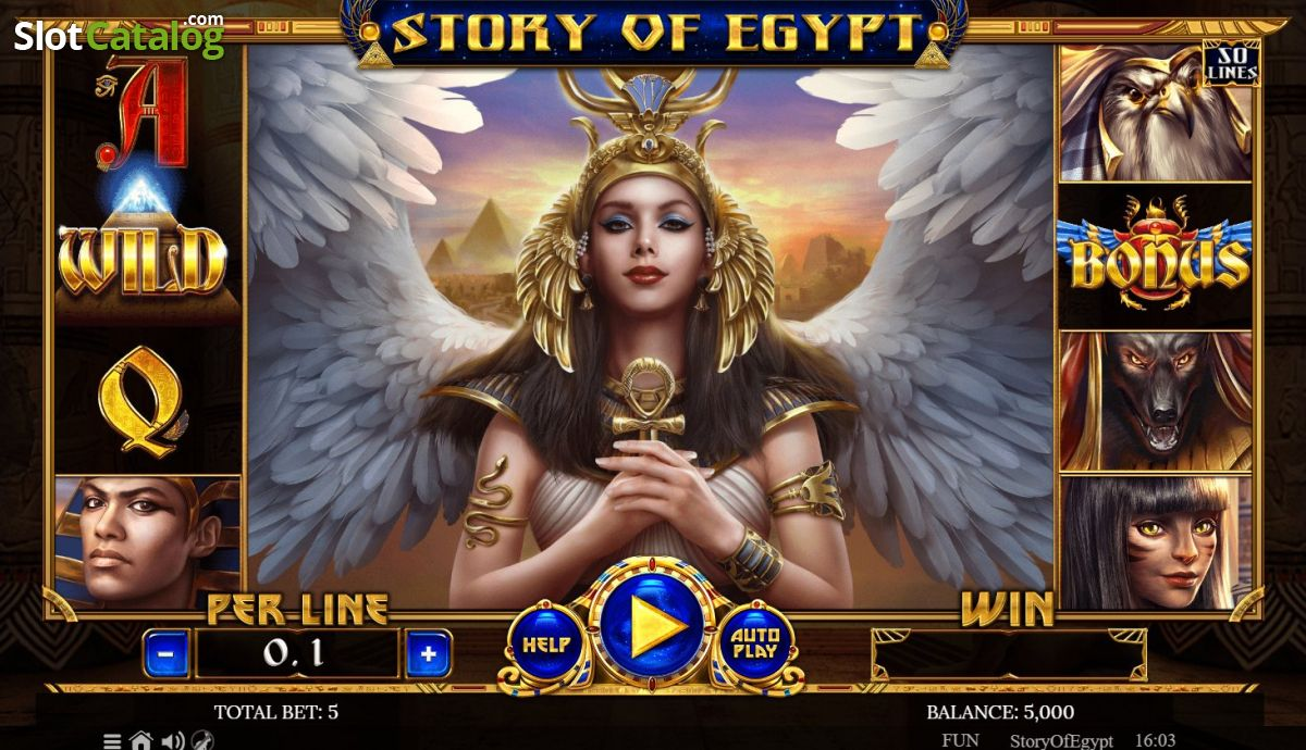 เหตุใดอียิปต์ โบราณจึงเป็นธีมยอดนิยมสำหรับเกมสล็อต