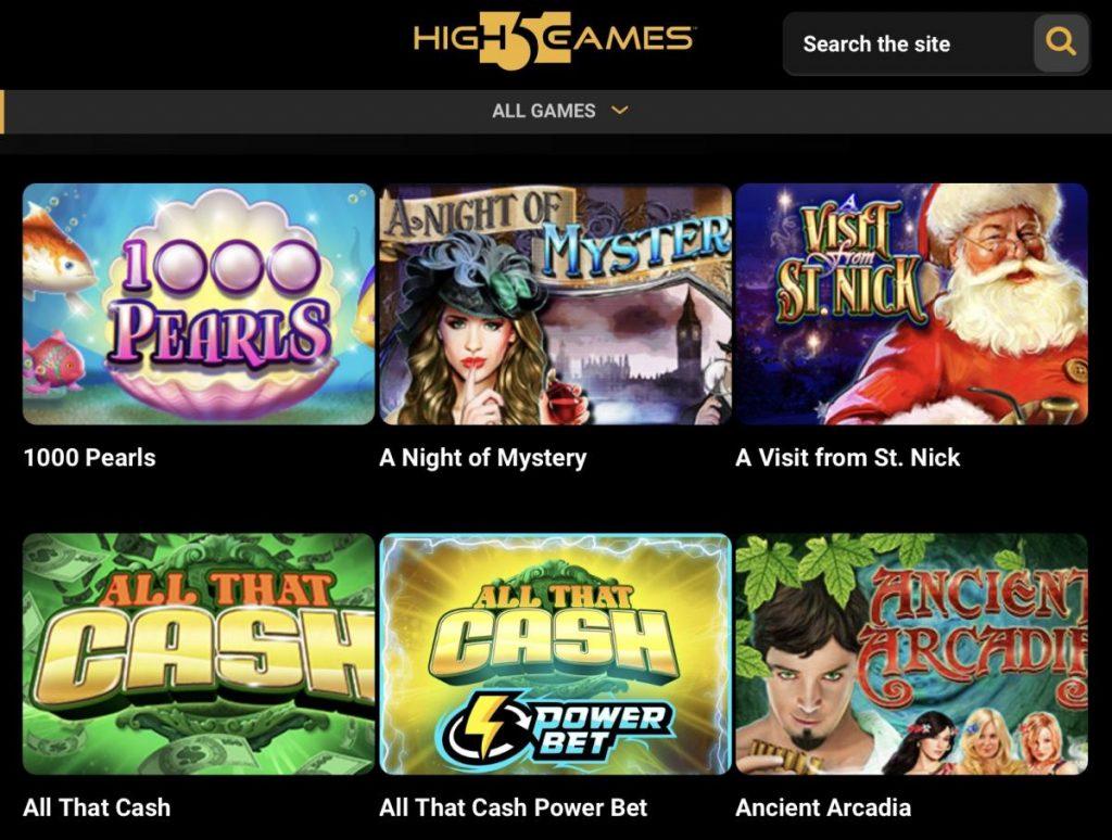 High5 Games รวย