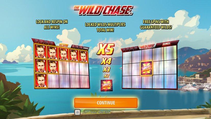 The Wild Chase รวย