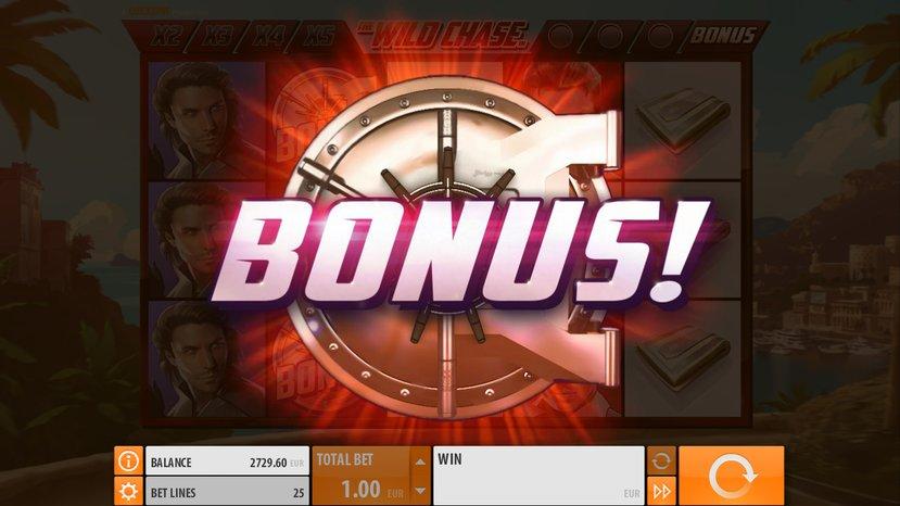 The Wild Chase ภาพรวมเกมสล็อต เล่นง่าย แถมได้เงินจริง